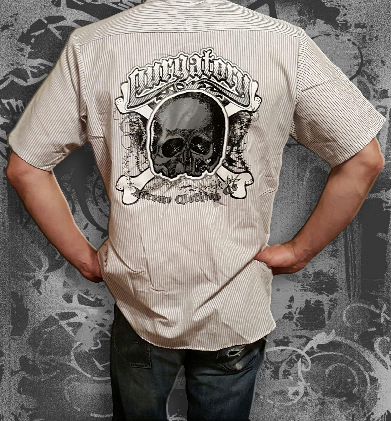 Purgatory Clothing - Button up - Piston Shirt